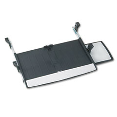 Fellowes® Deluxe Keyboard Drawer, 20-1/2w x 11-1/8d, Black