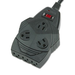 Fellowes® Mighty 8 Eight-Outlet Surge Protector Thumbnail