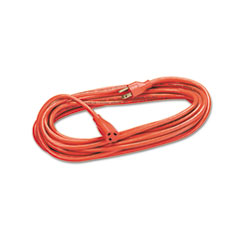 Fellowes® Indoor/Outdoor Heavy-Duty Extension Cord