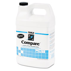 Franklin Cleaning Technology® Compare Floor Cleaner, 1 gal Bottle, 4/Carton