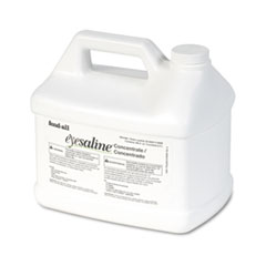 Honeywell Fendall Eyesaline Stream II Eyewash Station Refill, 180 oz Bottles, 4/Carton