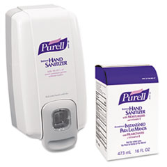 PURELL® NXT® SPACE SAVER™ Dispenser and Refill Thumbnail