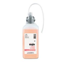 Gojo Sanitary Sealed Counter Mount Soap Refill - 50.7 fl oz (1500 mL) - Hand - Pink - 1 / Each GOJ856102