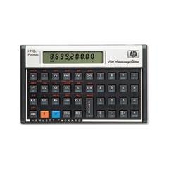 HP 12c Platinum Financial Calculator Thumbnail