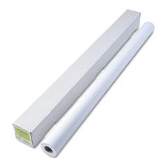 "HP Designjet Inkjet Large Format Paper, 26 lbs., 60"" x 150 ft, White HEWQ1408B"