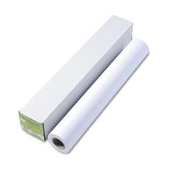 "HP Designjet Universal Heavyweight Paper, 6.1 mil, 24"" x 100 ft, White HEWQ1412B"