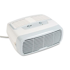 Holmes® 99% HEPA Desktop Air Purifier, 110 sq ft Room Capacity, White