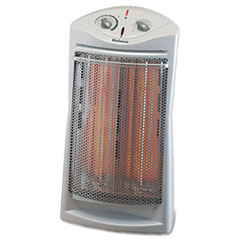 Holmes® Quartz Tower Heater w/Two Heat Settings, 14w x 9 3/4d x 24h HLSHQH307NU
