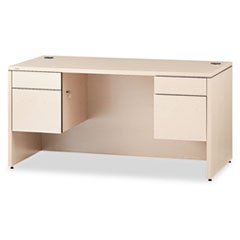 HON® 10500 Series™ Double Pedestal Desk Thumbnail