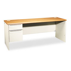 HON® 38000 Series™ Single Pedestal Credenza