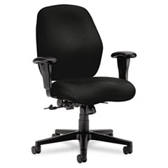 HON 7800 Series Universal Seating Mid Back Task Chair
