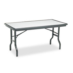 Iceberg IndestrucTable™ Rectangular Folding Table Thumbnail