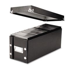 Snap-N-Store® Media Storage Box, Holds 60 Slim/30 Standard Cases