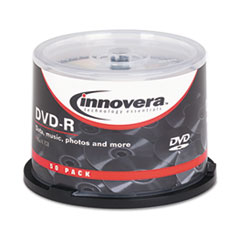 Innovera® DVD-R Recordable Disc