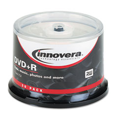 Innovera® DVD+R Recordable Disc