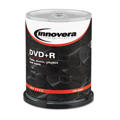 Innovera® DVD+R Recordable Disc Thumbnail