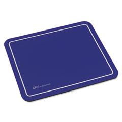 Optical Mouse Pad, 9 x 7-3/4 x 1/8, Blue
