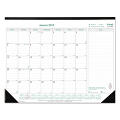 Brownline® EcoLogix® Monthly Desk Pad Calendar Thumbnail