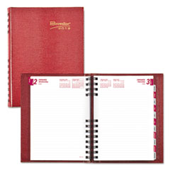 Brownline® CoilPro™ Ruled Daily Planner Thumbnail