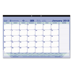 Brownline® Monthly Desk Pad Calendar Thumbnail