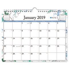Blue Sky™ Lindley Wirebound Wall Calendar Thumbnail