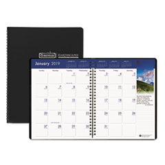 House of Doolittle™ Earthscapes™ 100% Recycled Full-Color Ruled Monthly Planner Thumbnail
