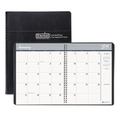 House of Doolittle™ 24-Month 100% Recycled Ruled Monthly Planner Thumbnail