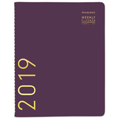 AT-A-GLANCE® Contemporary Weekly Monthly Appointment Book Thumbnail