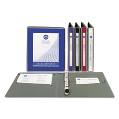 Avery® UltraLast® Heavy-Duty View Binder with One Touch Slant Rings
