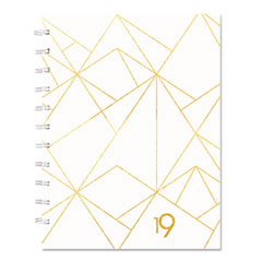 Blueline® Gold Collection Weekly/Monthly Planner Thumbnail