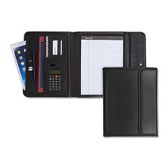 Samsill® Professional Tri-Fold Padfolio™ with Calculator Thumbnail