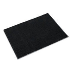 Crown Jasper Indoor/Outdoor Scraper Mat, 36 x 60, Black