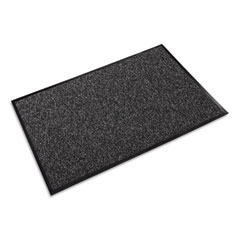 Crown Fore-Runner Outdoor Scraper Mat, Polypropylene, 48 x 72, Gray