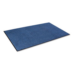 Crown Rely-On Olefin Indoor Wiper Mat, 48 x 72, Marlin Blue