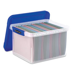 Bankers Box® Heavy Duty Plastic File Storage