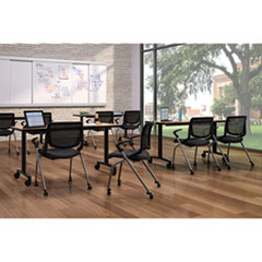 HON® Motivate® Nesting/Stacking Flex-Back Chair Thumbnail