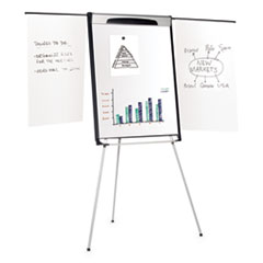 MasterVision® Tripod Extension Bar Magnetic Gold Ultra Dry Erase Easel Thumbnail