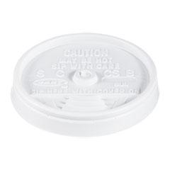 8oz White W//greek Key Design, Dart DCC8KY8 Small Foam Drink Cup Hot//cold