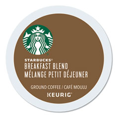 Starbucks® Breakfast Blend K-Cups®