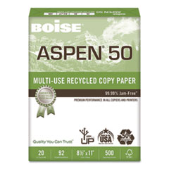 Boise® ASPEN® 50 Multi-Use Recycled Paper Thumbnail