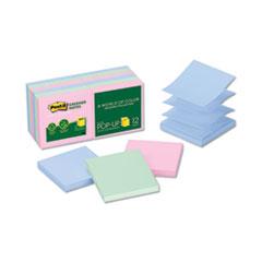 Post-it® Greener Notes Original Recycled Pop-up Notes Thumbnail