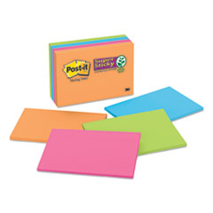 Post-it® Notes Super Sticky Meeting Notes in Rio de Janeiro Colors Thumbnail