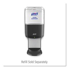 """PURELL® ES8 Touch Free Hand Sanitizer Dispenser, 1200 mL, 5.25"""" x 8.56"""" x 12.13"""", Graphite"""