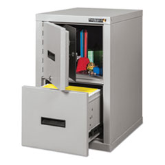 FireKing® Compact Turtle® Insulated Vertical File