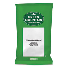 Green Mountain Coffee® Colombian Decaf Coffee Fraction Packs, 2.2oz, 50/Carton