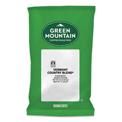 Green Mountain Coffee® Vermont Country Blend Coffee Fraction Packs, 2.2oz, 100/Carton