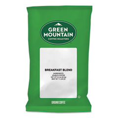 Green Mountain Coffee® Breakfast Blend Coffee Fraction Packs, 2.2oz, 100/Carton