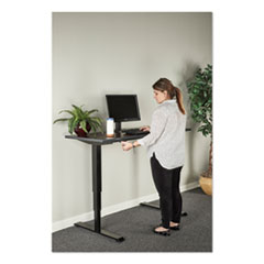 Alera® AdaptivErgo® Three-Stage Electric Height-Adjustable Table Base with Memory Controls Thumbnail