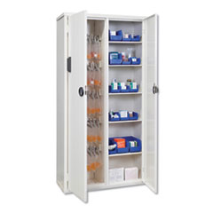 FireKing® Medical Storage Cabinet with Cam Lock
