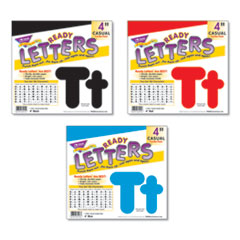 TREND® Ready Letters® Casual Combo Set